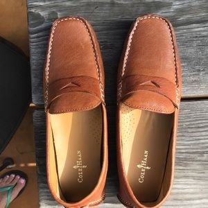 Cole Haan Trillby Driver Loafers